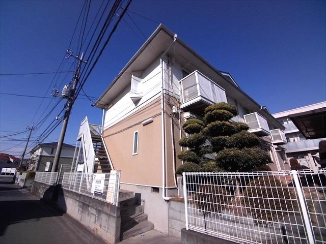 尾山台ハイツ Ⅱ外観写真