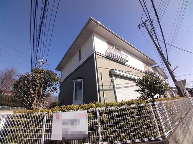 尾山台タウンハウス A外観写真
