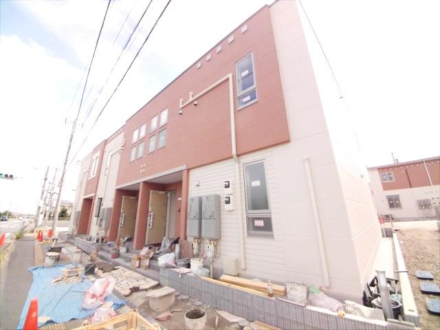 仮)上尾市小泉8丁目ロココモダンA棟外観写真
