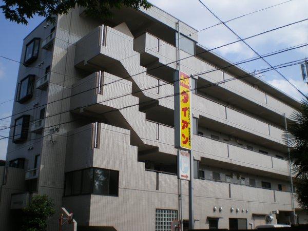 アビタシオン武蔵野外観写真