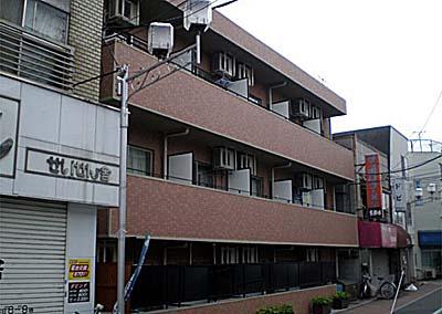 武蔵野コーポ2外観写真