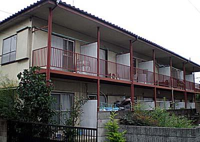第二杉山荘外観写真