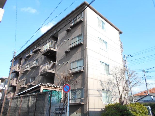 ニッコー狛江マンション外観写真
