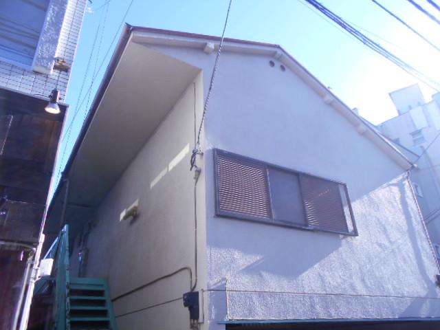 佐藤アパート外観写真