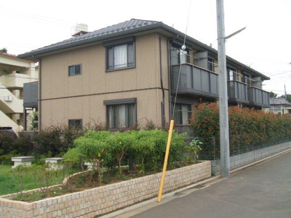武蔵野ハウス外観写真