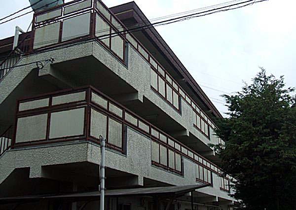 竹内コーポA棟外観写真