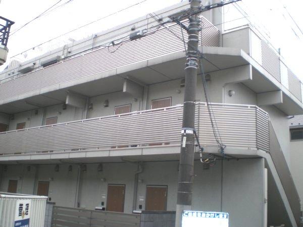 コンフォール武蔵野外観写真