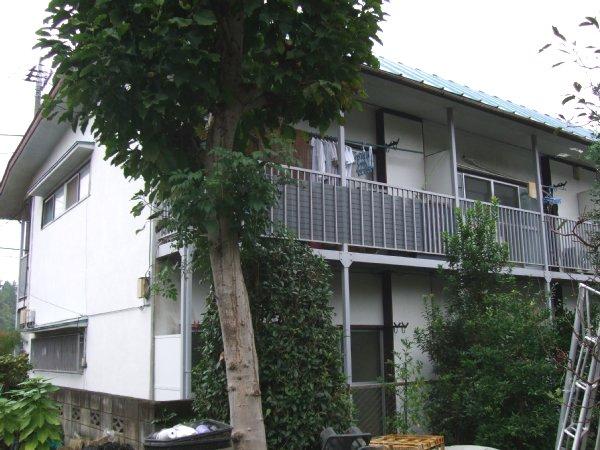 杉山荘外観写真