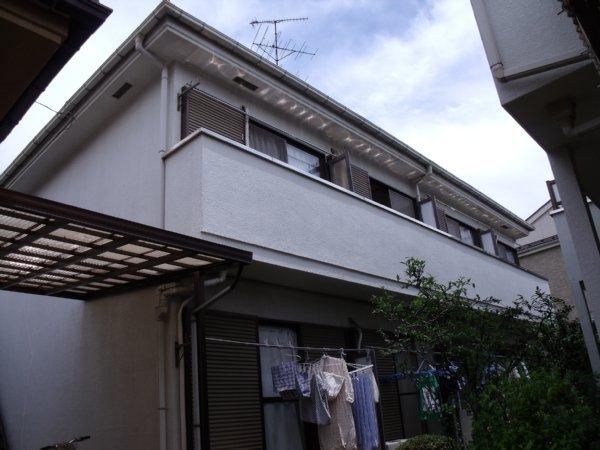 酒井コーポⅠ号棟外観写真