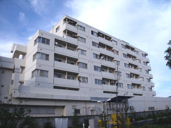 京王むさしのマンション外観写真