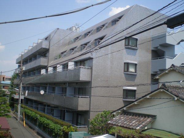 武蔵野パークマンション外観写真