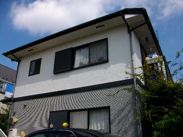 大沢テラスハウス外観写真