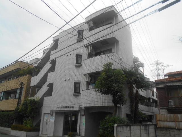 ジョイフル武蔵関弐番館外観写真