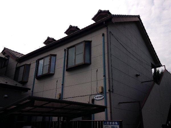 コーポナカヤマ外観写真