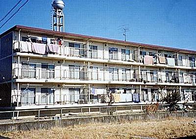 コーポ田沼外観写真