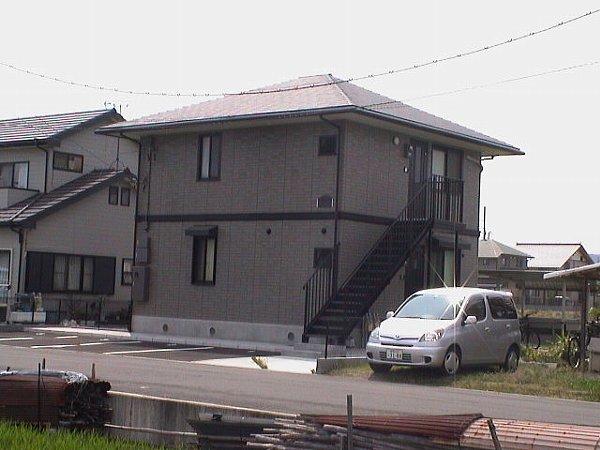ソレイユ平島外観写真
