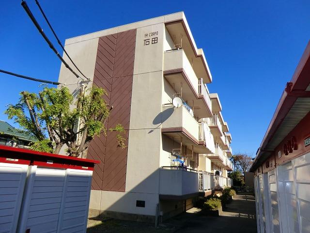 コーポ石田外観写真