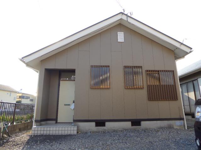 サンハイツ桜井6号棟外観写真
