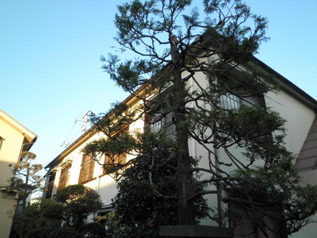 コーポササキ外観写真