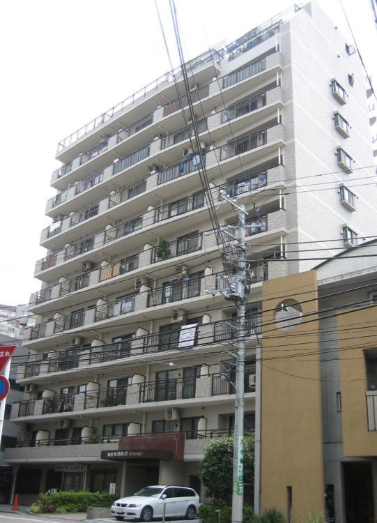 朝日板橋駅前マンション外観写真
