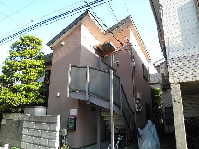 レジデンス岩田Ⅱ外観写真