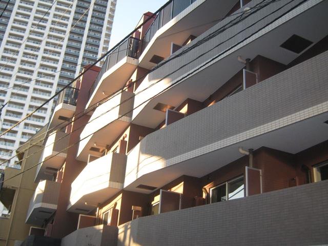 ハーモニーレジデンス東池袋ステーションフロント外観写真