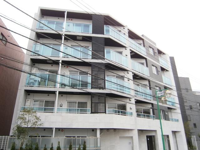 プレール・ドゥーク桜台外観写真