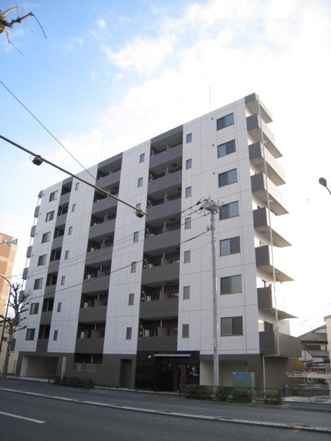 スカイコート豊島南長崎外観写真