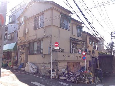 (仮称)氷川町アパート外観写真