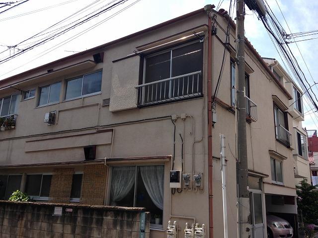 金澤アパート外観写真