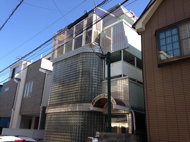 新宿サンライズマンション外観写真