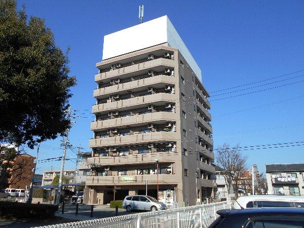 第2さくらマンション中央外観写真