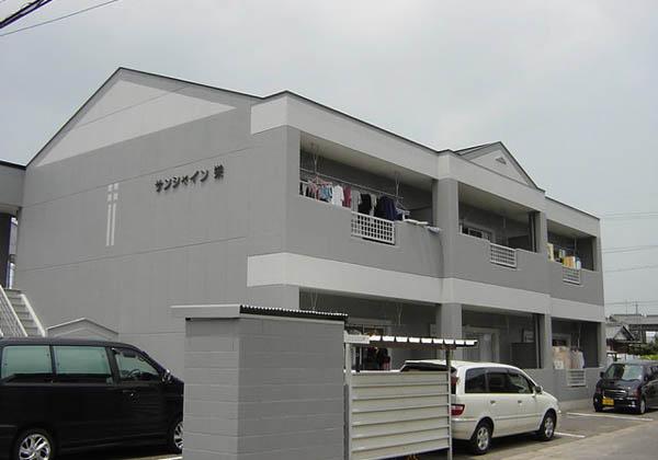 サンシャイン栄外観写真