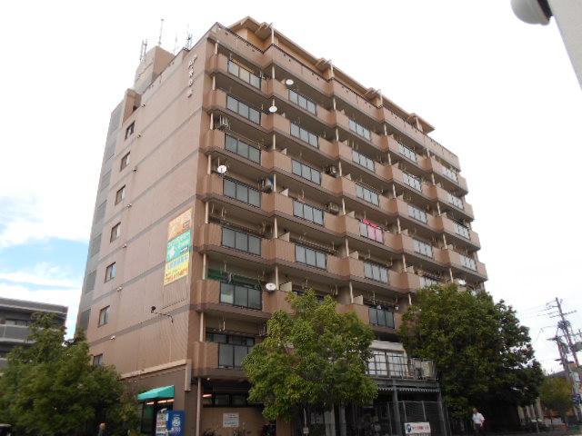 アパートメントハウス朴の樹外観写真