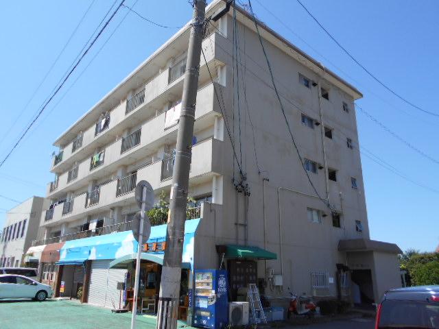 千代鶴ビル外観写真
