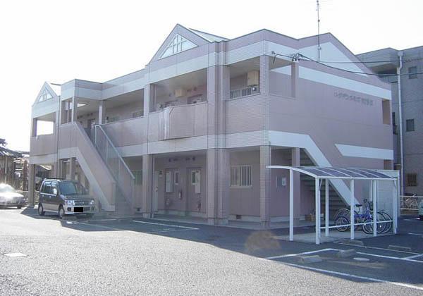 レジデンスミズノ弐番館外観写真