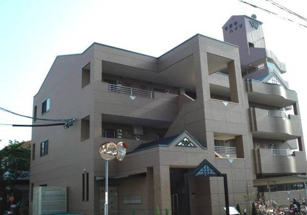 ドマーニ壱番館外観写真