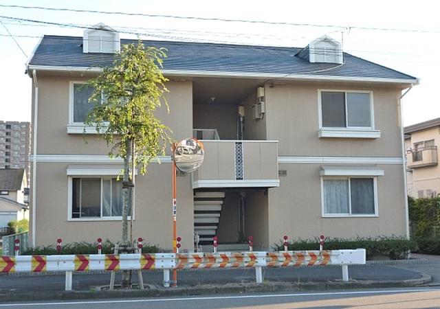 堀尾エルコートA外観写真