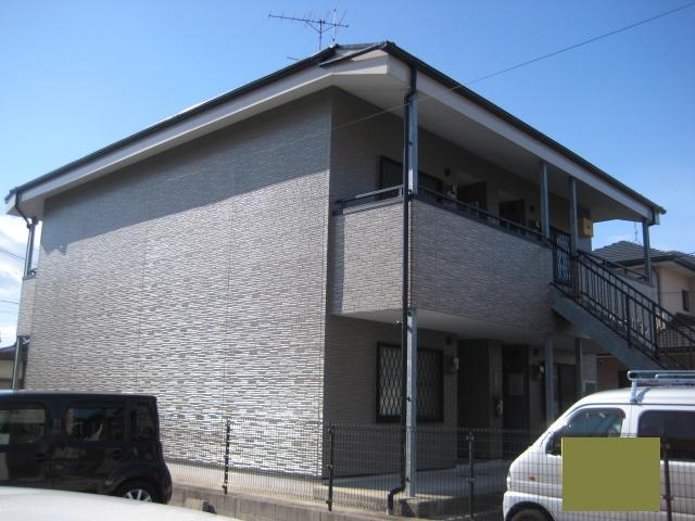メープル上野外観写真