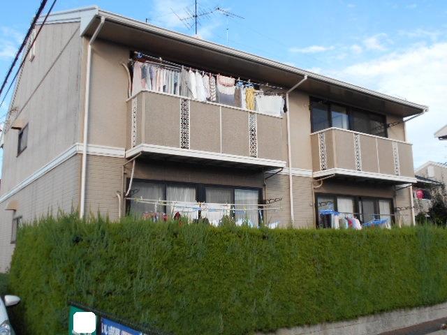 タウンKOSE 1棟外観写真