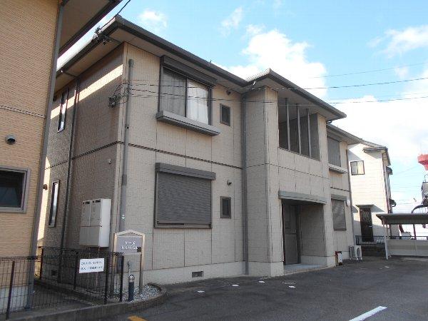 コーポKASUGA外観写真