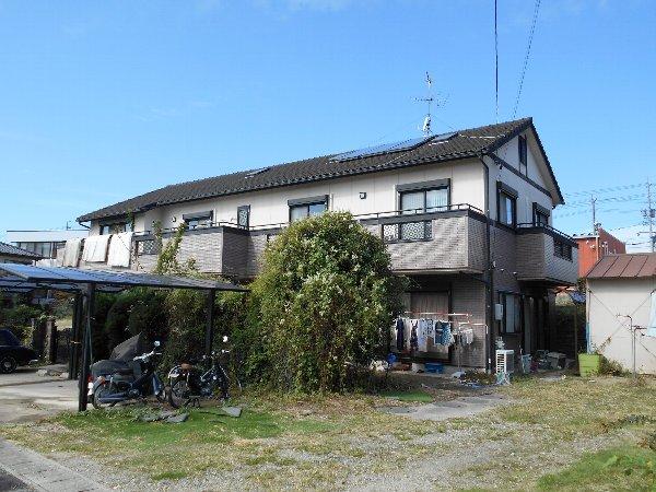 高根松浦邸外観写真