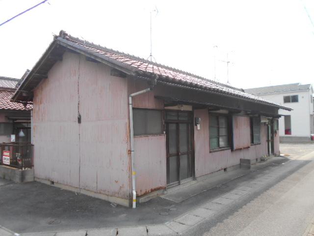 東田中借家外観写真