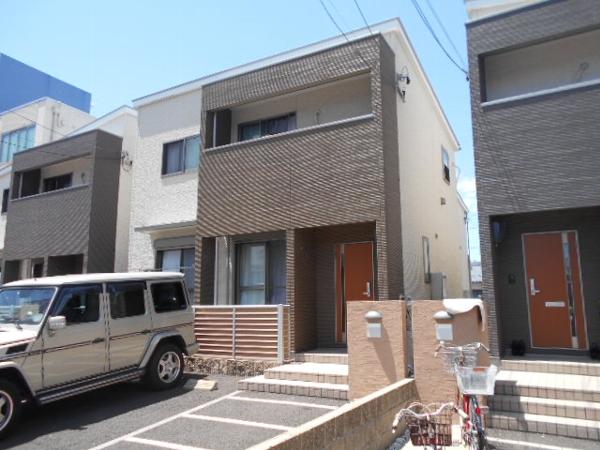 木賀本郷町西賃貸戸建外観写真