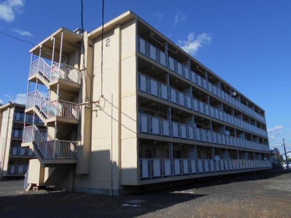 ビレッジハウス羽黒 2号棟外観写真