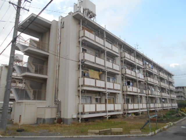 ビレッジハウス岩倉 6棟外観写真