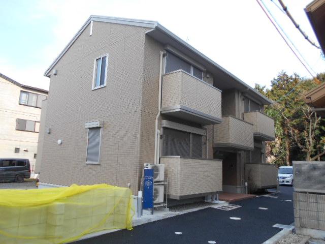 ボナール桜井外観写真