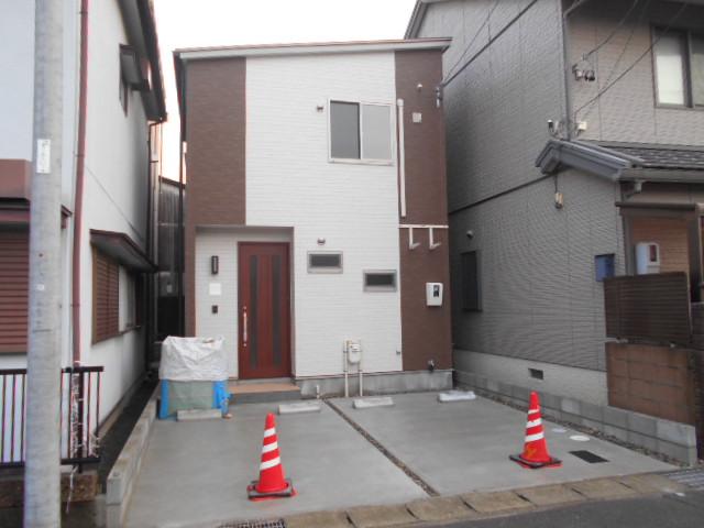 櫻井様邸外観写真