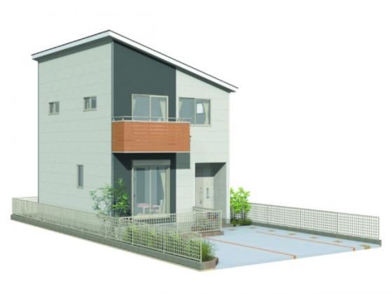 桜井本町戸建賃貸住宅外観写真