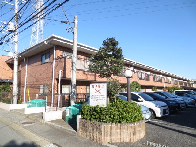 検見川ハイツ2外観写真